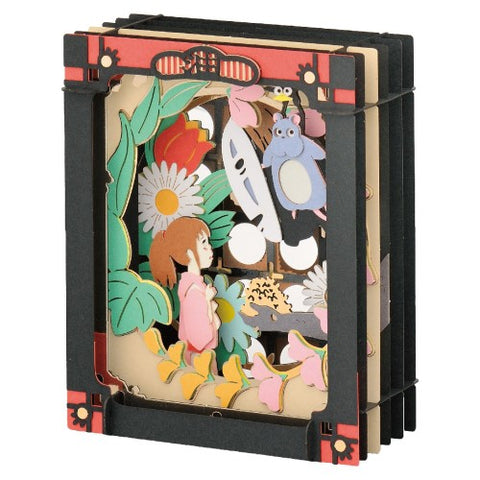 Studio Ghibli Paper Theater - No-Face's Memories