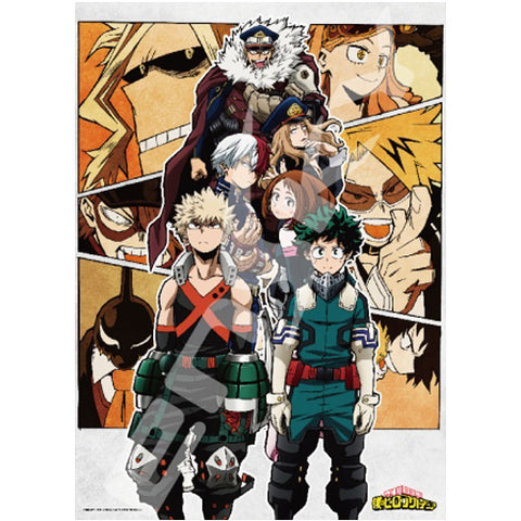 My Hero Academia Up-and-comers Jigsaw Puzzle