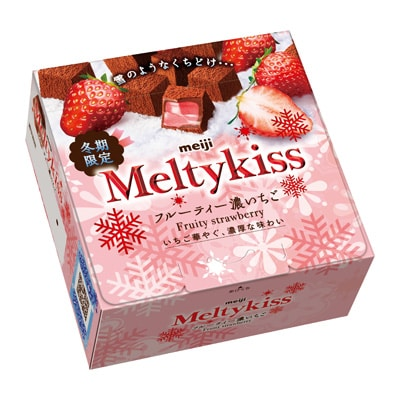 Meltykiss Fruity Strawberry