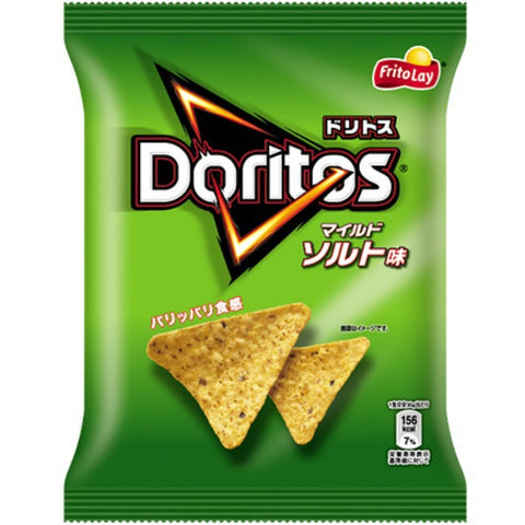 Doritos Lightly Salted Flavor