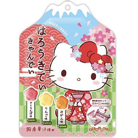 Hello Kitty Sakura Candy