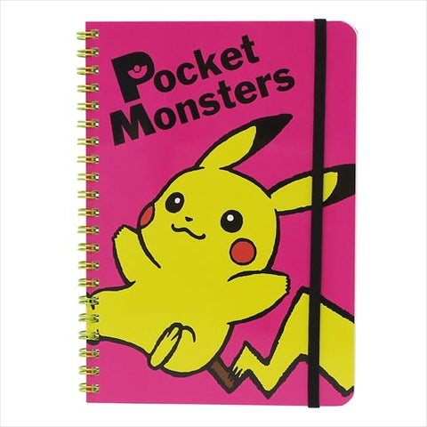 Pokemon Pikachu Jump B6 Notebook