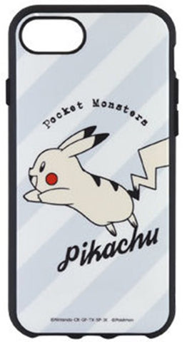 Jumping Pikachu phone case for iPhone 8 / 7 / 6s / 6, IIIIfi+(R) Design