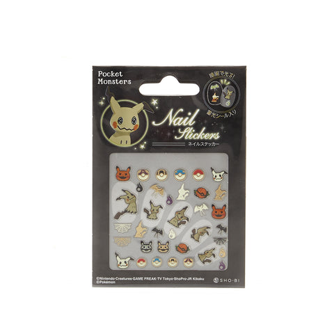 Pokemon Nail Sticker