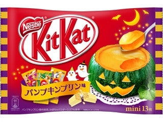 Kit Kat Pumpkin Pudding Flavor