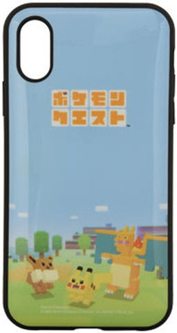 Pokemon Quest phone case for iphone XR