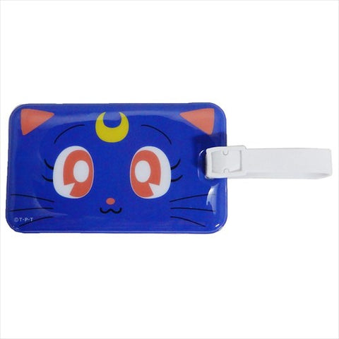 Sailor Moon Luna Baggage Tag