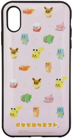 Pokemon Quest phone case for iPhone Xs, IIIIfi+(R) Design