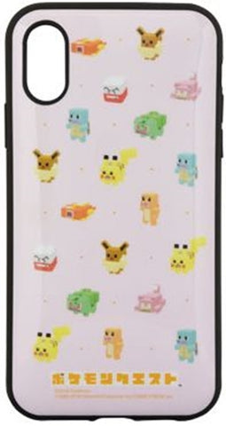 Pokemon Quest phone case for iPhone XR, IIIIfi+(R) Design
