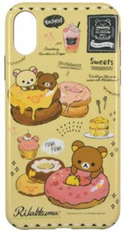 Rilakkuma food phone case for Iphone XR