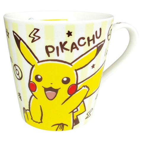 Pikachu drawing mug