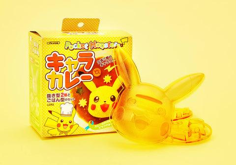 Pikachu Food Mold