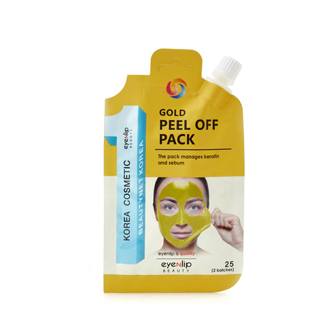 Eyenlip Gold Peel Off Pack
