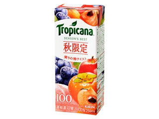 Tropicana Season's Best - Persimmon & Mixed Fruit Juice