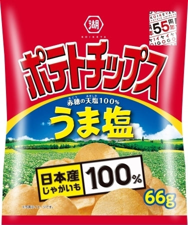 Koikeya Savory Salt Potato Chips