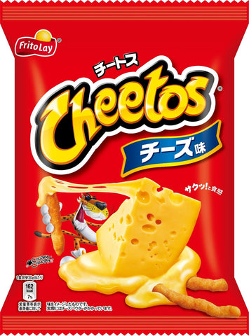 Japanese Cheese Cheetos