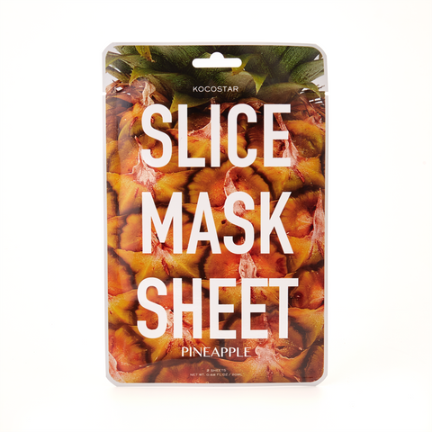 Fruit Slice Sheet Mask Pack