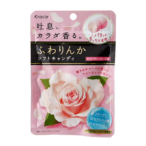 Kracie Rose Candy