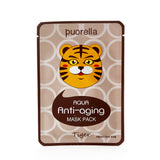 Puorella aqua animal Korean sheet mask