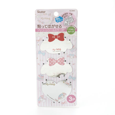 My Melody mirror stickers
