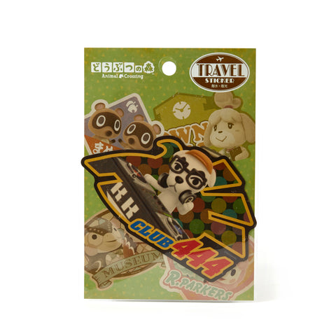Animal Crossing Decal Stickers