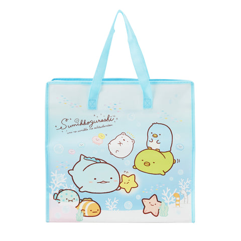 Pokemon or Sumikko Gurashi Zip-Top XL Bag