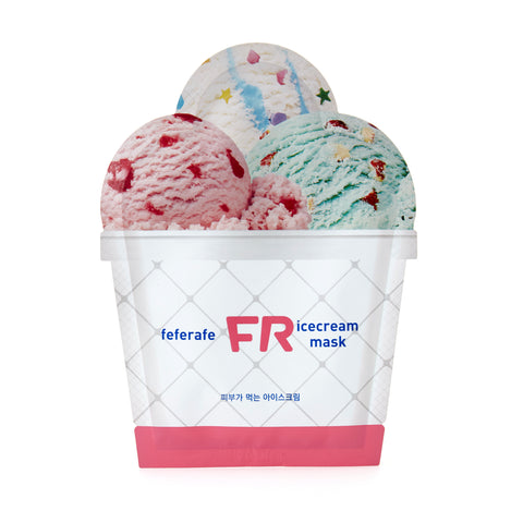 Feferafe Ice Cream Sheet Mask