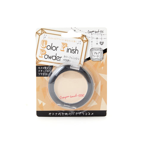 Crayon Touch Me Color Finish Powder