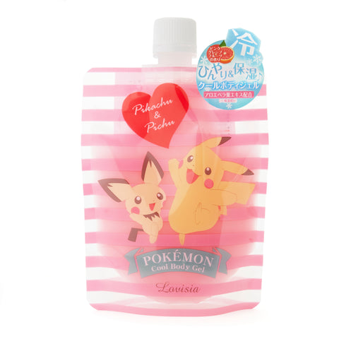 Lovisia Pokemon Cooling Gel