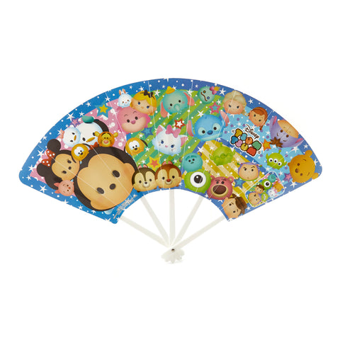 Disney Tsum Tsum Folding Fan