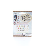 Crayon Royal Nail Stickers