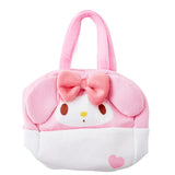 Kawaii Character Plush Bag