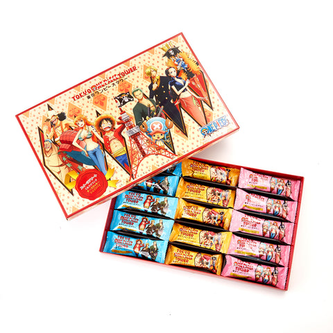 Tokyo Tower Exclusive One Piece Assorted Sweets