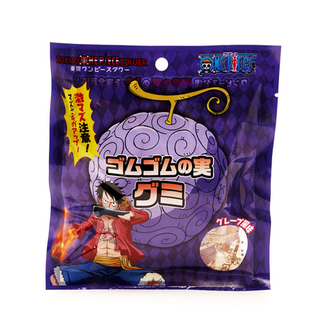 Tokyo Tower Exclusive One Piece Devil Fruit Gummies
