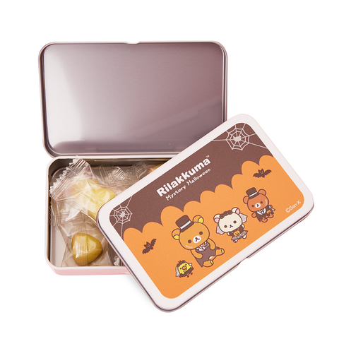 Rilakkuma Halloween 2020 Candy Tin