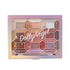 Dolly Angel 33-Color Eyeshadow Palette