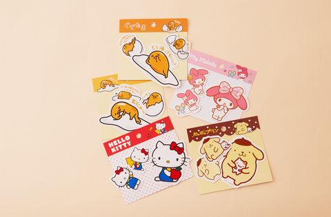 Big Sanrio Stickers