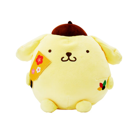 YumeTwins Exclusive Pompompurin New Year's Plushie