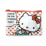 Hello Kitty Makeup Bag