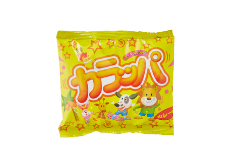 Curry Corn Snack