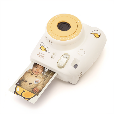 Cheki Films for Instax Mini8 Gudetama (10 pcs)