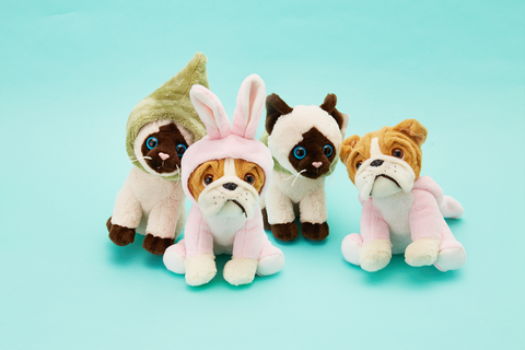 Costume Pet Plushie - Dog