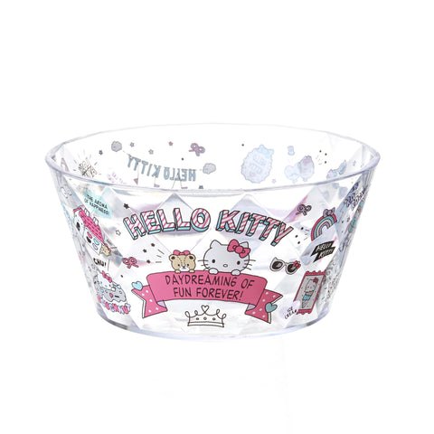 Sparkling kawaii bowl