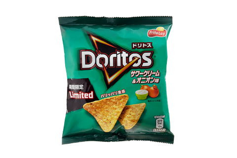 Sour Cream and Onion Doritos