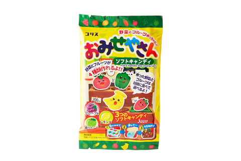 Omiseya-san Soft Candy