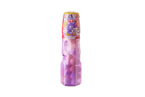 Bubbly Grape Ramune Candy