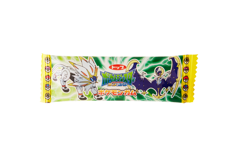 Pokemon Sun and Moon Gum 10 piece set