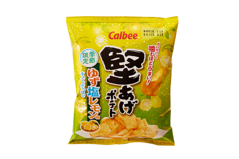 Yuzu Salt Lemon Potato Chips