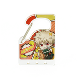 My Hero Academia Carabiner Key Holder - Bakugo
