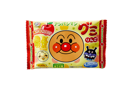 Anpanman Apple Gummies